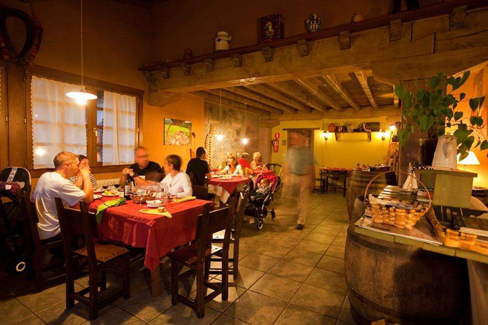 Comedor - Casa rural Zigako Etxezuria